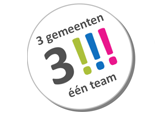 3 Gemeenten 1 team